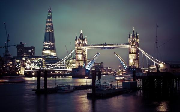 London is always a good idea