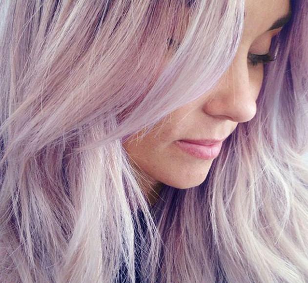 LaurenConrad_PurpleHair