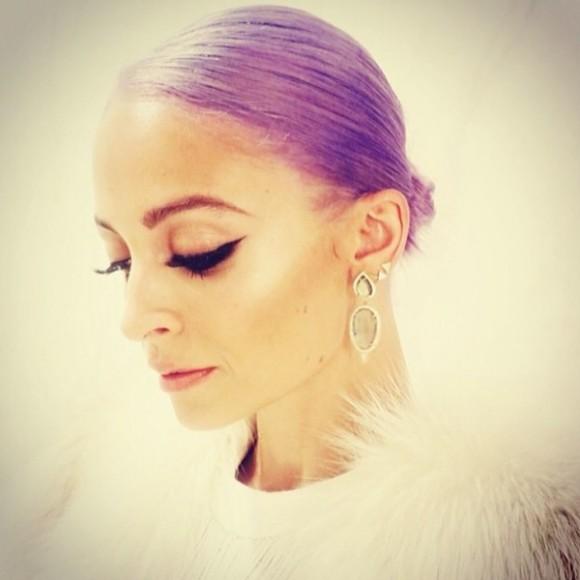 Nicole_Ritchie_Purple_Hair