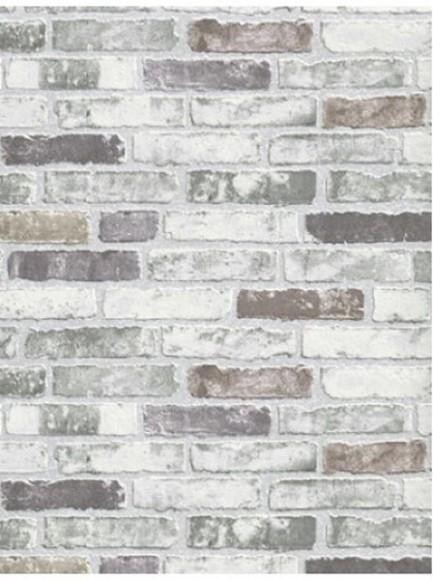 Interior inspiration exposed brick wallpaper tribe for Brick wallpaper ideas