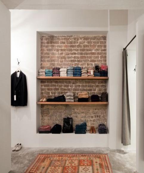 69 Cool Interiors With Exposed Brick Walls: Interior Inspiration: Exposed Brick Wallpaper