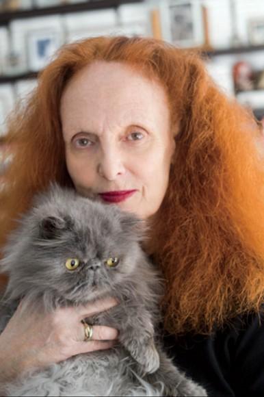 Vogue Creative Director Grace Coddington On Decorative