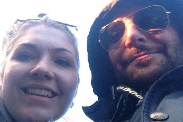 Bradley Cooper at Glastonbury 2014