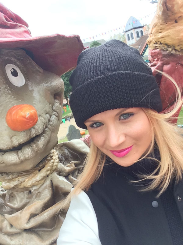 Alton Towers Scarefest 2014