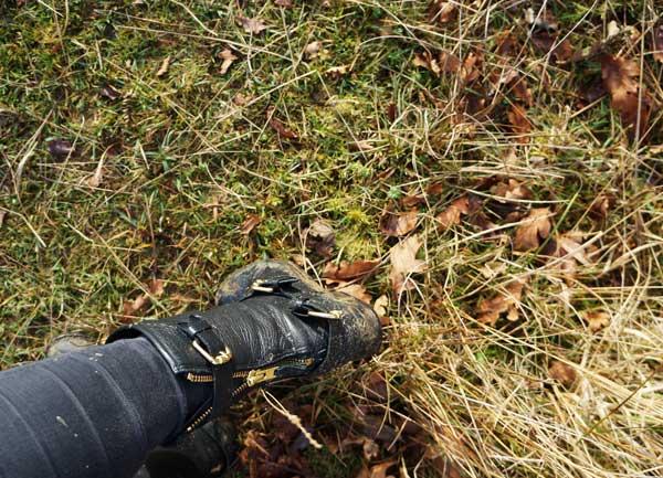Pretty kinda dirty... boots
