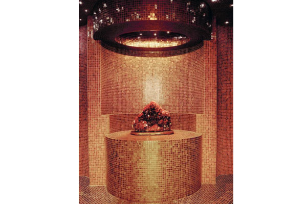 The Crystal Steam Room