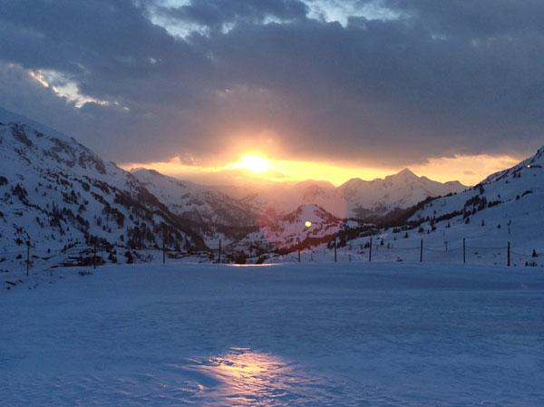 Austria_Sunset