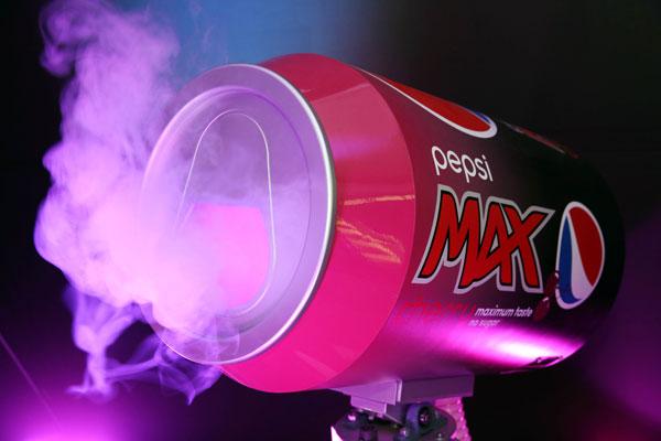 PepsiMax_Vortex_Cannon