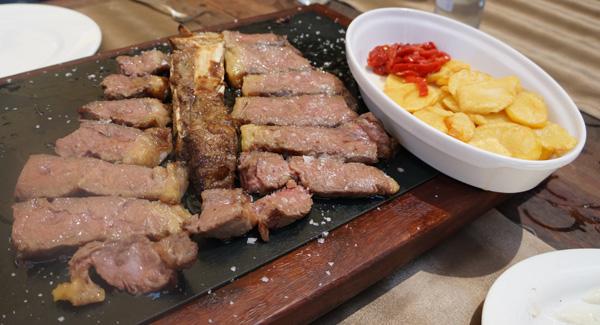 BesoBeach_Steak