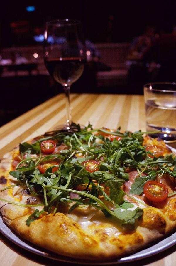SophiesRestaurant_TheDeanDublin_Pizza