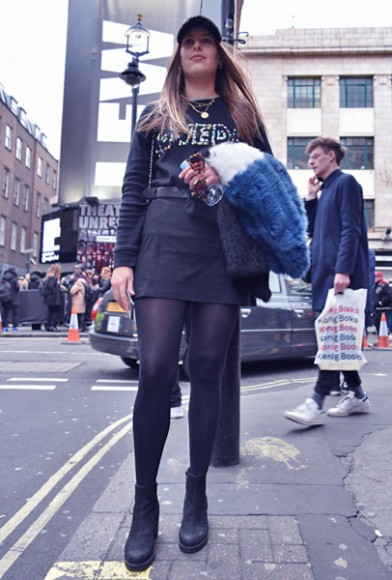 London Calling The Best Street Style From Lfw Aw16 Tribe Magazinetribe Magazine