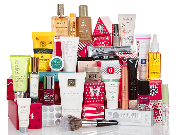 Marks and Spencer Beauty Advent Calendar