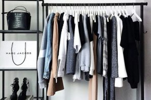 Interior Inspiration: Clothes Rails