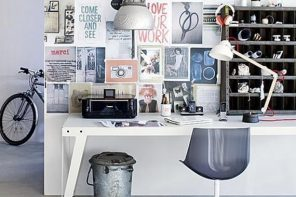 Interior Inspiration: Stylish Home Office Spaces