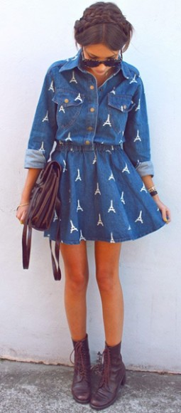 Denim_Dress_SheInside