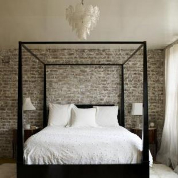 Exposed_Bricks_Wallpaper_Interior_Design_bedroom