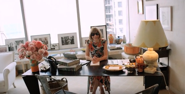 Anna Wintour 73 Questions Vogue