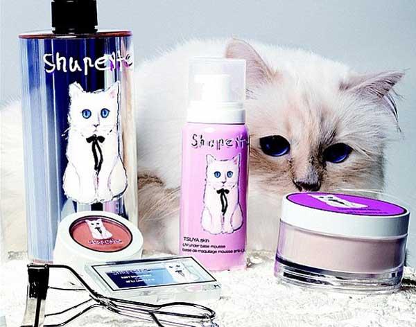 Shupette makeup range