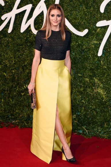 British_Fashion_Awards_2014_Olivia_Palermo
