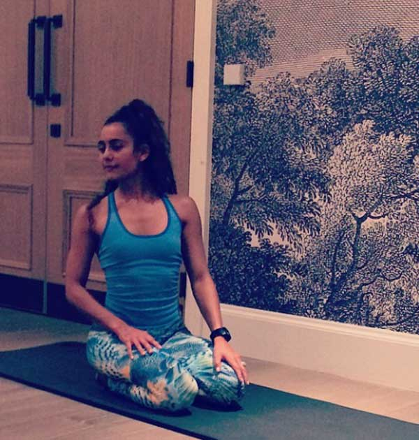 Shona Vertue: Bodyism yoga expert and grace personified