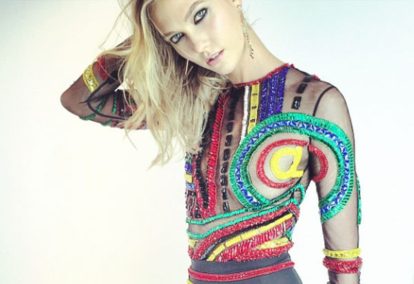 Karlie Kloss interview