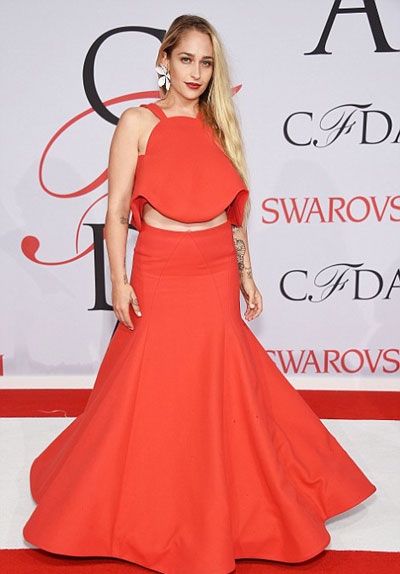 JemimaKirk_Girls_CFDAAwards_2015