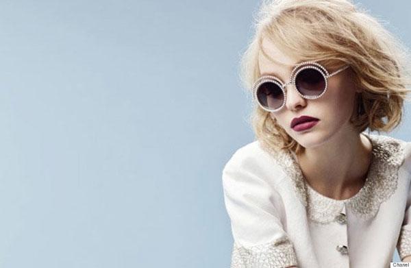 LilyRoseDepp_Chanel_Eyewear