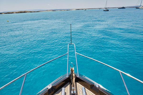 Boat Trip Ibiza to Formentera