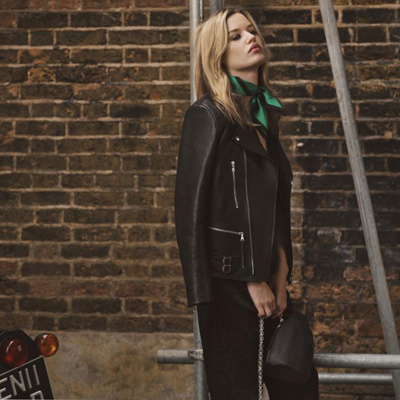 The Cool London range also features scarves and bags.