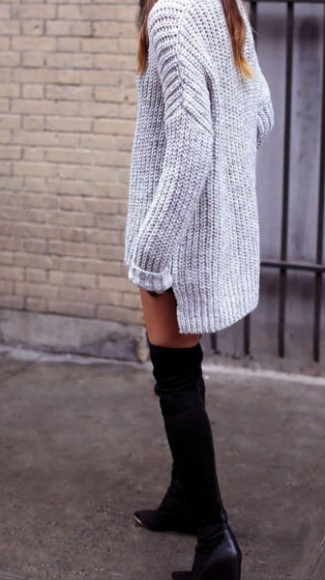 Oversized_Jumpers_Kneehigh_Boots_5