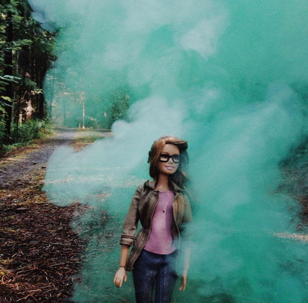 Socality Barbie: Hipster, plastic and better at Instagram than you.