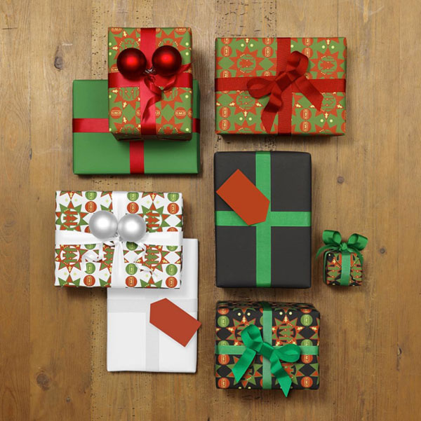 Holly Fulton gift wrap