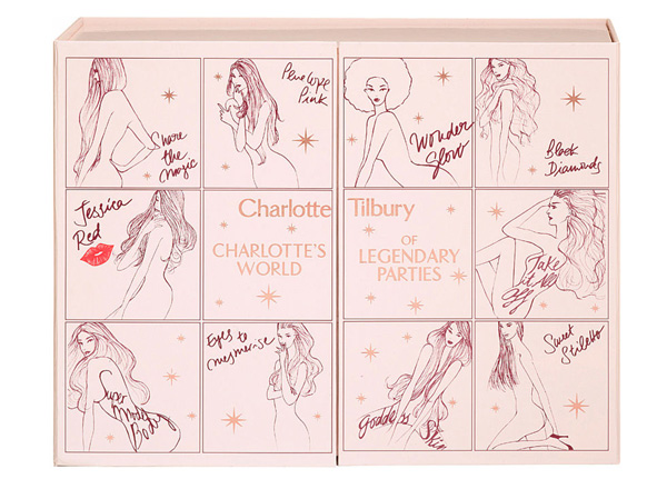 Charlotte Tilbury Advent Calendar 2016