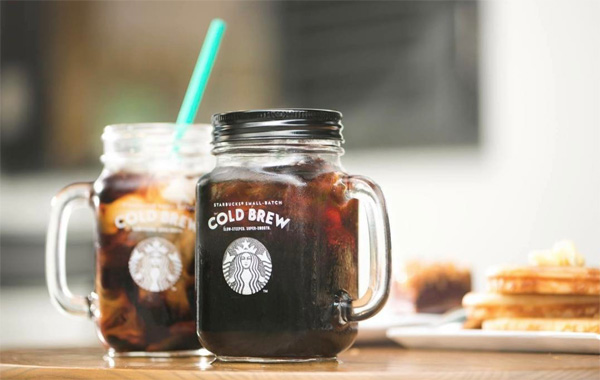Starbucks has introduced limited edition Instagram accessories, er, mason jar cups.