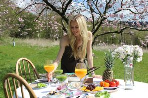 A Kitchen Fairytale: Iida Van Der Byl-Knoefel Reveals How She Healed Herself With A Plant-Based Diet