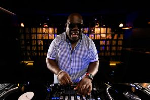 Set For Love: Carl Cox And Sasha Headline Covid-19 Christmas Appeal